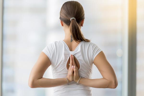 yoga al lavoro con La Scimmia Yoga